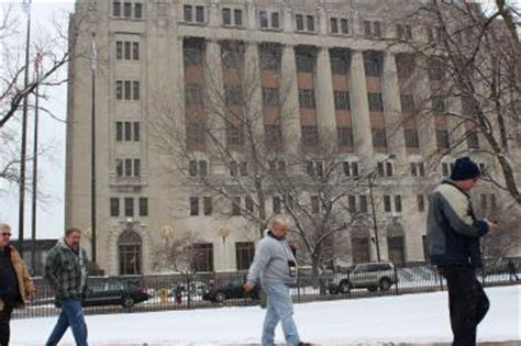 Cook County Illinois Criminal Court Records Chicago S Criminal Courthouse At 26th And