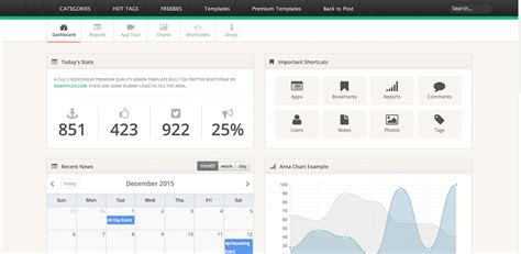 dashboard header design bootstrap top 22 free responsive html5 admin dashboard templates