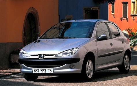 peugeot best selling car 2001 206 leads with 211 000 sales best selling