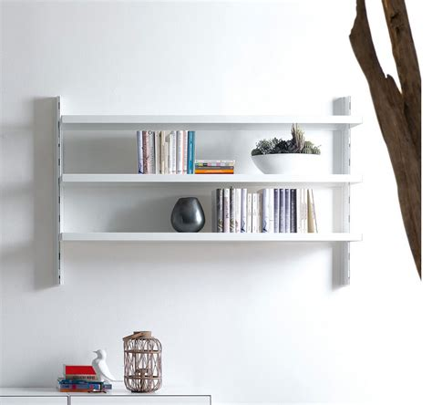 scaffale a muro librerie da appendere a parete idee e soluzioni efficaci