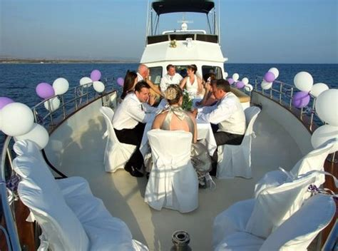 Wedding Yacht by Bachelorette Yacht Wedding Reception Charters Caymans