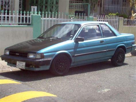 1989 Toyota Tercel Tercelfanatic 1989 Toyota Tercel Specs Photos