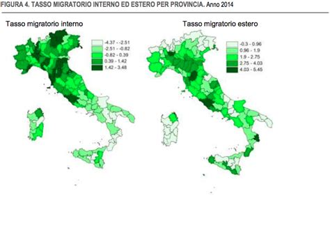 migrazione interna l italia in 10 cifre il post
