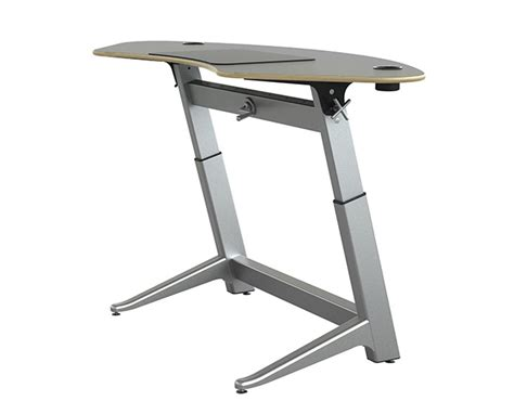 Safco Sphere Standing Desk By Focal Upright Let 1000 Safco Standing Desk