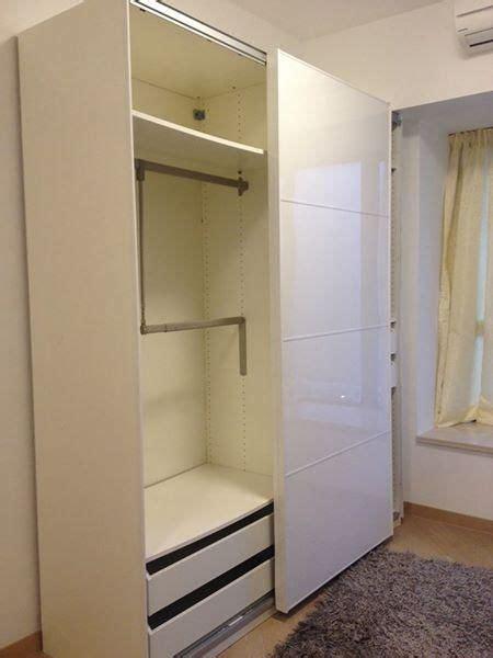 IKEA PAX wardrobe with sliding door   Secondhand.hk