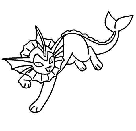 pokemon vaporeon coloring pages coloring book pikachu pokemon vaporeon coloring pages az coloring pages