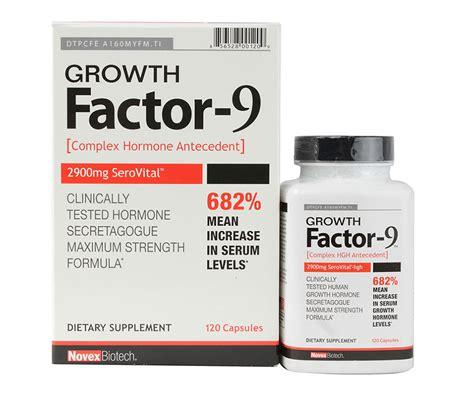 Suplemen Hormon human growth hormone supplements growth factor 9 review 1st of 3