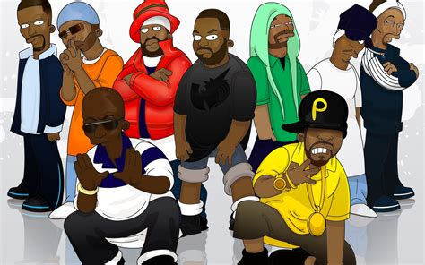 wu tang clan group full hd wallpaper  background image  id