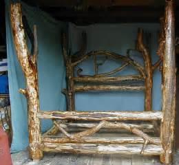 Log Bed Frames King Rustic Log Furniture Rustic Log Bar Stools Barstools