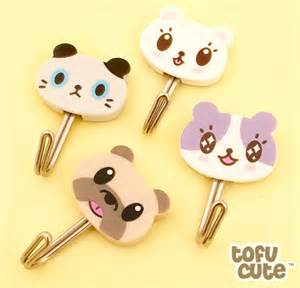 Candy Wall Stickers buy kawaii pets adhesive hooks set of 4 at tofu cute