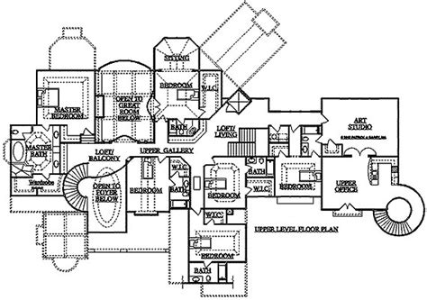 luxury custom home floor plans 51 custom floor plans custom house plans southwest