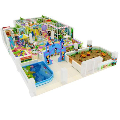 2014 top sale indoor playground toddler jungle for