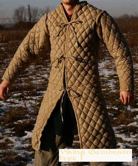 padded gambeson a common type of quot padded quot armor used by
