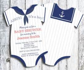 unique baby shower invites boy invitation ideas