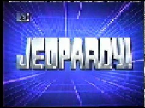 jeopardy theme music youtube 8 bit jeopardy theme youtube