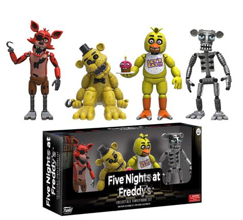 5 nights at freddy s toys figure insider 187 a flood of five nights at freddy s