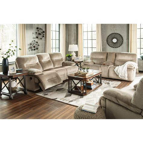 living room groups signature design by ashley brayburn reclining living room