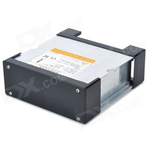 Ac 8415 Silver Black 12v 15a proof switching power supply black silver ac 100 240v free shipping