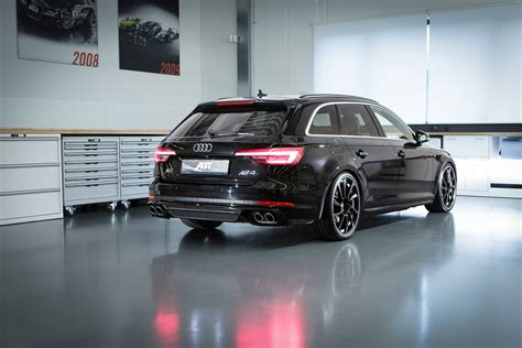 Abt Tuning Audi A4 by Official Abt Audi As4 Gtspirit