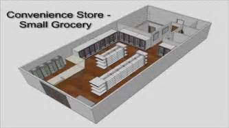 small grocery store floor plan design ideas for your small market youtube