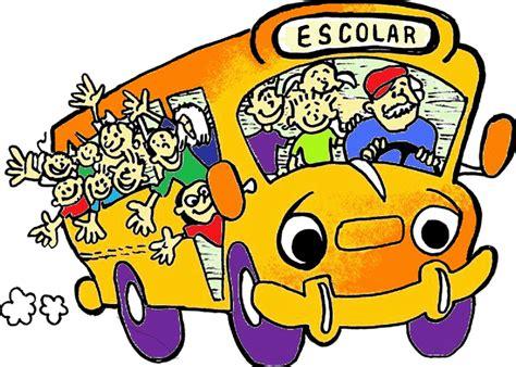 imagenes transporte escolar caricaturas transporte escolar o trimestre est 225 acabando