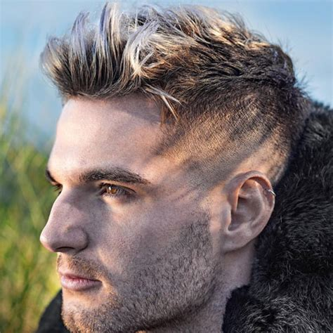 low fade with bangs 51 cool short haircuts and hairstyles for men