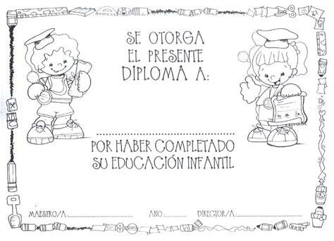 frases para fin de ciclo con ilustraciones diplomas fin de curso diplomas infantiles y graduaci 243 n