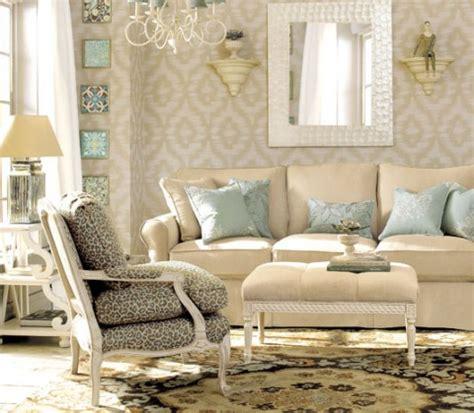 salas de estilo romantico
