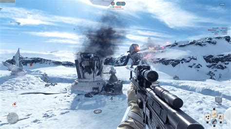 Pc Wars Battlefront wars battlefront 4k pc screens show multiplayer on