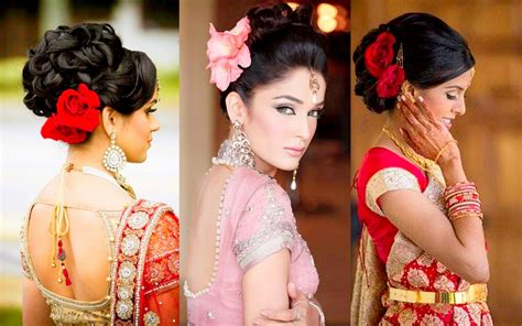 What Hairstyle Looks On A by Hairstyles To Go With Ethnic Wear By Ethnico The Instyle