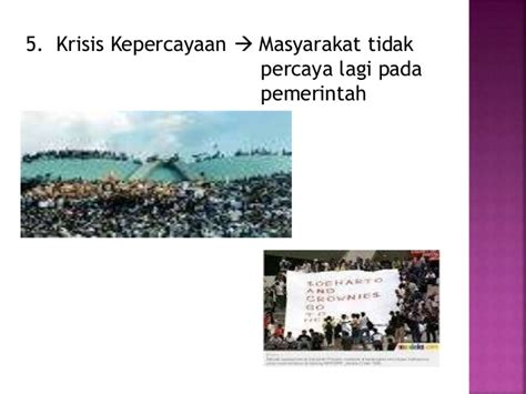 Adili Soeharto 1 berakhirnya pemerintahan orde baru dan terjadinya reformasi