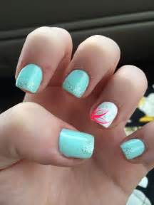 cute summer acrylic nails nails pinterest acrylics