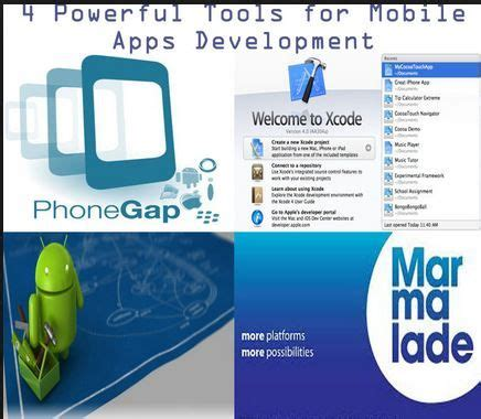 mobile application development tools 52 best mobile application development tools images on
