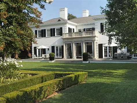 bel air mansion paramount ceo sells 27 5 million mansion business insider