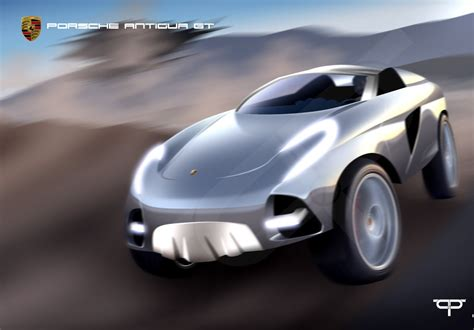 porsche cajun porsche cajun rendering comes from another planet