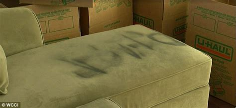 couch incident african american family home targeted with racist graffiti