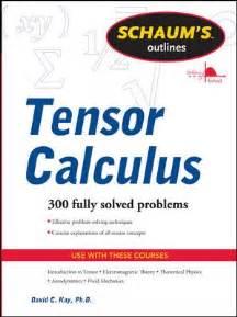 tensors made easy books tensor usa