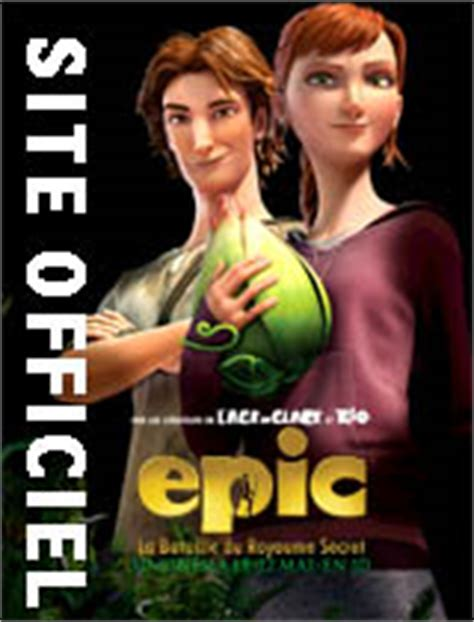 epic le film coloriages epic la bataille du royaume secret