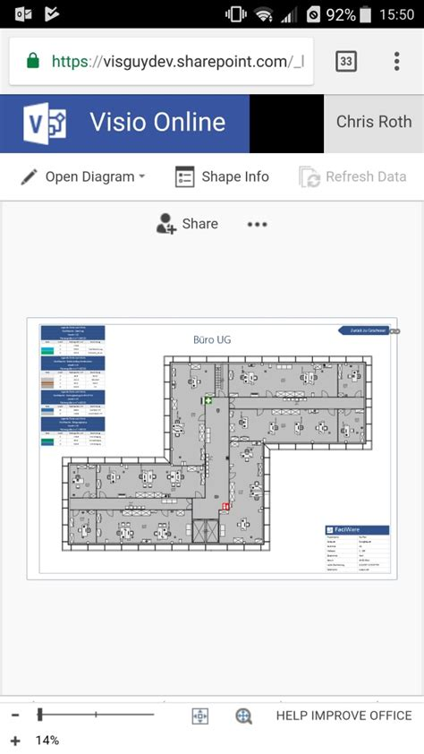 android visio viewer view visio files on android and windows phone visio