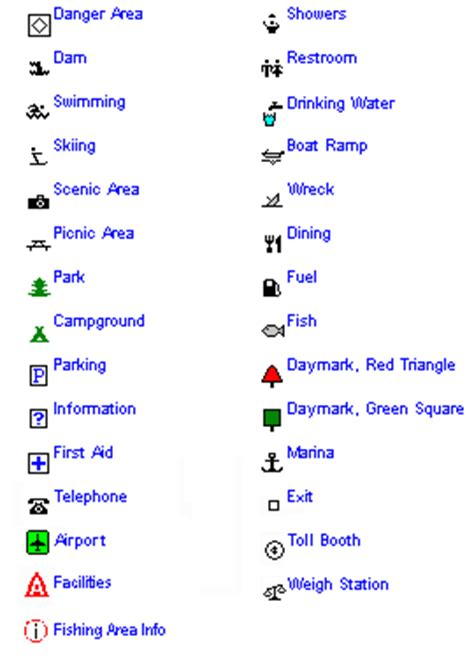 canadian map legend symbols road with a 780 using topo map mac gps review forums