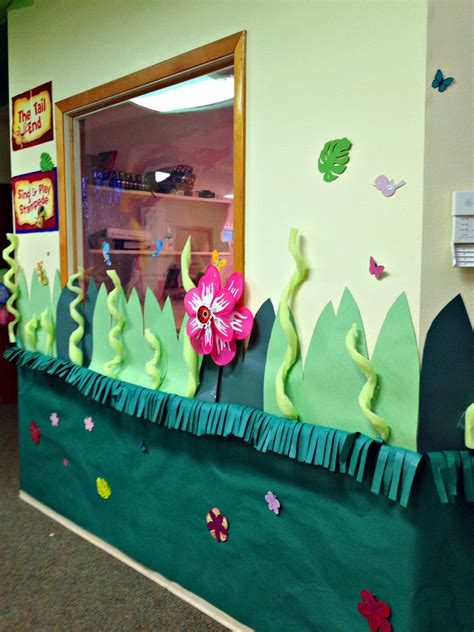 Vbs Decoration by Animals Vbs Joyful Musings