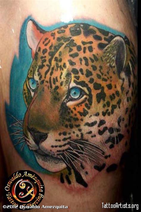 tattoo pictures of jaguars jaguar face tattoo