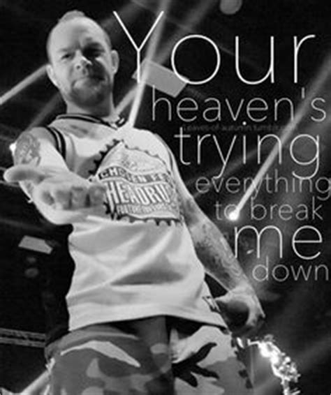 my favorite lyrics quot the bleeding quot five finger
