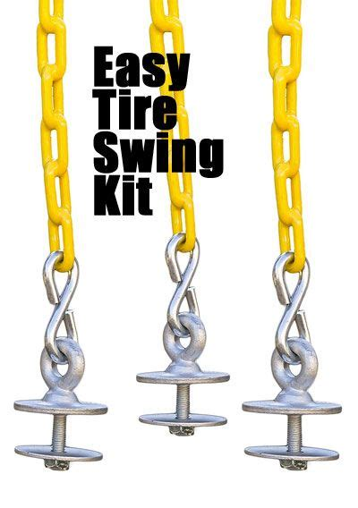 how to make a tire swing with chains best 25 tire swings ideas on pinterest diy tire swing