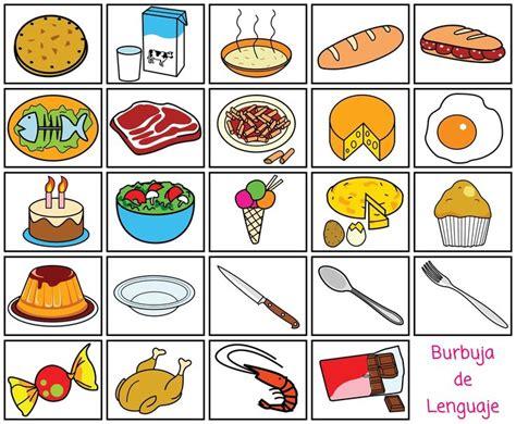 pictogramas alimentos 61 mejores im 225 genes de menjador en alimentos