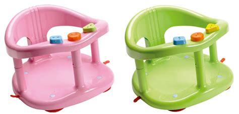 siege bebe pour baignoire anneau de bain pour b 233 b 233 babymoov