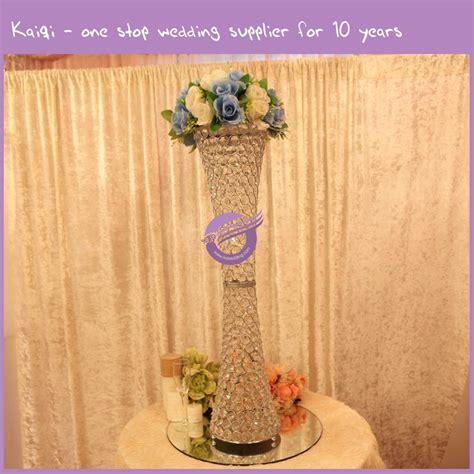 centerpiece glass vase k9690 wedding table centerpiece glass vase flower stand