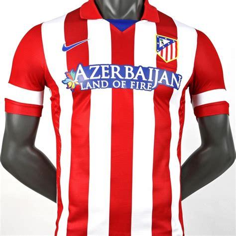 Kaos Oblong T Shirt Atletico Madrid club atl 233 tico de madrid 183 web oficial primera equipaci 243 n
