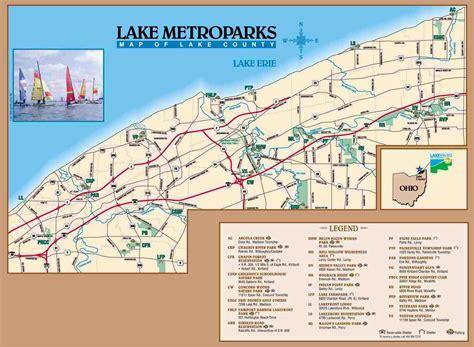 lake county map pin lake county ohio map on