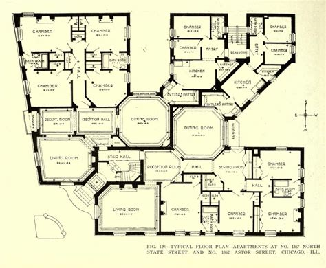 Chicago Apartment Floor Plans | floor plan for an apartment building chicago floor